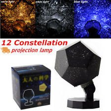 Romantic Astro Star Sky Laser Projector Cosmos Night Light Lamp Home Decor