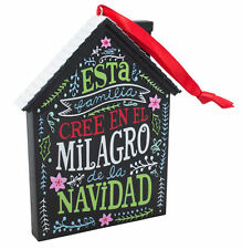 Hallmark 2016 El Milagro De La Navidad Christmas Ornament