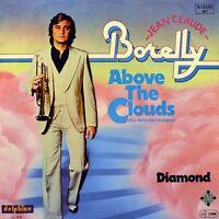 "7"" JEAN CLAUDE BORELLY Above The Clouds / Diamond TELEFUNKEN 1979 NEUWERTIG!"
