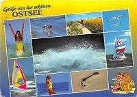 B74245 Ostsee multi views  germany