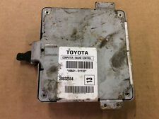 05 2005 TOYOTA MATRIX 89661-01133 ENGINE CONTROL MODULE ECU ECM OEM