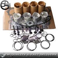 Rebuild Kit For Mitsubishi Fuso Canter 4D33 FE537 FE637 FE647/657 FG637 4214CC