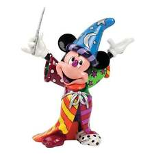 Disney By Britto Sorcerer Mickey Mouse Fantasia Figurine New Boxed 4030815