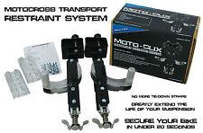 MOTO-CLIX LOCK N LOAD TRANSPORT RESTRAINT SYSTEM MOTOCROSS MX ENDURO OFF ROAD
