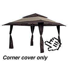 New Easy Up Pagoda/Mosaic Corner Covers Only , Set Of 4