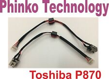 DC Power Jack for Toshiba Satellite P870 P870D P875 P875D Series