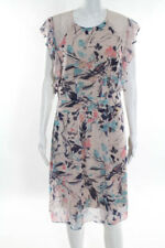 BCBG Max Azria Pink Shelia Dress Size 8 $338 10389370