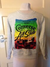Converse All Star jumper 10-12 years