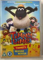 Timmy Time - Timmy's Seaside Rescue (DVD) New/Sealed