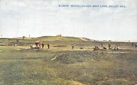 POSTCARD  SUSSEX   BEXHILL - ON - SEA   Golf  Links   Galley  Hill