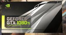 Nvidia GEFORCE GTX 1080 Ti FE Founder's Edition New!!!