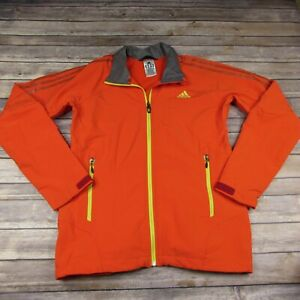 Adidas Outdoor Medium Jacket Nanotex Formotion Orange