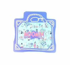 MOOMIN STICKY NOTEPAD 50 SHEETS /MEMO PAD/CUTE PAPER/SMALL NOTE/DIE-CUT #D