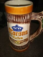 Mexico Corona Extra Imported Beer From Mexico beer ceramic stein/mug
