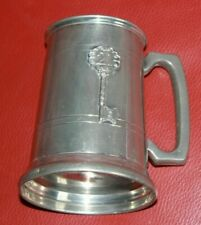 One pint Pewter Tankard for 21st birthday