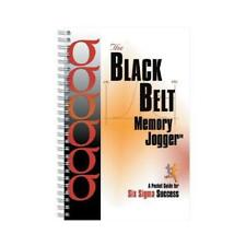 The Black Belt Memory Jogger by Six SIGMA Academy (creator)