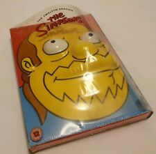 NEW SEALED The Simpsons - Season 12 (Ltd Edition 'Comic Book Guy' head) DVD