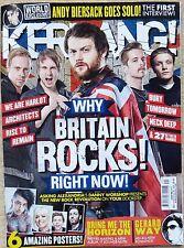 KERRANG! magazine #1517 *Asking Alexandria, Bring Me The Horizon and more*