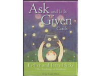 Ask & It Is Given Cards by Esther & Jerry Hicks New & Sealed