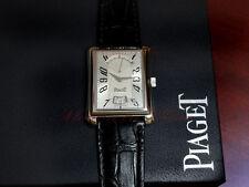 Piaget Black Tie Emperador Coussin Retrograde Limited 50 Piece Platinum G0A30019