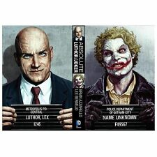 Absolute Joker/Luthor by Brian Azzarello (2013, Hardcover)