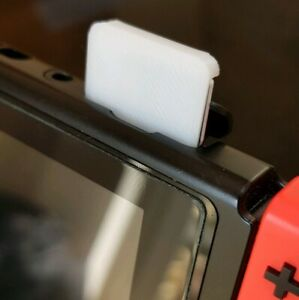 Nintendo Switch Game Cart SD Card Holder For Android and other Hacks