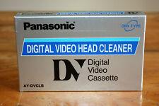New in Package - Panasonic AY-DVCLB DV Digital Video Cassette Head Cleaner