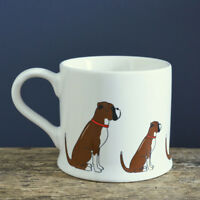 Sweet William BOXER DOG Mug | Great Gift for Boxer Dog Lovers | FREE P&P