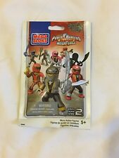 Mega Bloks Power Rangers Super Force Micro Action Figures New
