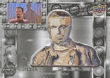 2015 Upper Deck Firefly The Verse F-40 Jaynestown Statue Patch Replica Card RARE