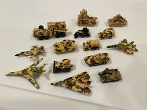 military micro machines lot