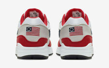 NIKE AIR MAX 1 USA QUICK STRIKE 4TH OF JULY EDITION ~ BETSY ROSS FLAG ~ SIZE 8 ~