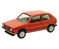 Modelcar metal DieCast 1/64 VW Volkswagen Golf 1 GTI red Schuco