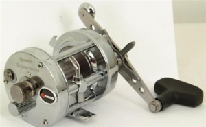 Akios S-Line 651 CSM Left Hand Multiplier Reel with Mag Brakes
