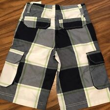 NWT Ocean Pacific hybrid plaid shorts size 10