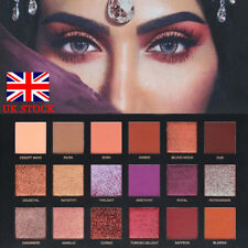18 Colors 2018 Beauty Desert Dusk Eye Shadows Palette Eye Shadows HOT UK STOCK