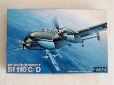 Fujimi 1/72 Q-2 MESSERSCHMITT Bf 110 C/D
