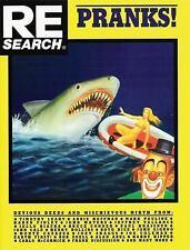 Pranks! (Re-Search # 11)