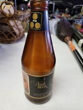 """Vintage """"Nude Beer"""" Golden Beverage Co Wilkes-Barre PA Rare Bottle Blonde"""