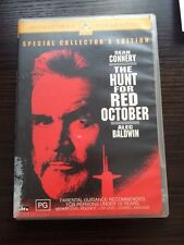 The Hunt for Red October - Starring Sean Connery and Alec Baldwin