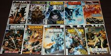 BATMAN AND THE OUTSIDERS 17-Issue Set by Bryan Hill + ANNUAL #1