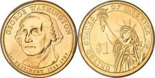2007 P&D George Washington Presidential One Dollar Coin From U.S. Mint Money