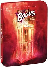 Bill & Ted's Bogus Journey [Limited Edition Steelbook] (BLU-RAY) NEW! PRE-ORDER!