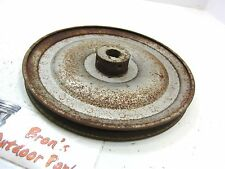 """Toro 26"""" 8/26 Snow blower thrower 38150 Auger / impeller drive pulley sheave NLA"""