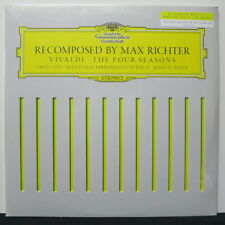 MAX RICHTER 'Vivaldi's Four Seasons Recomposed' Vinyl 2LP NEW/SEALED