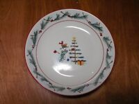 "Farberware HOLIDAY SNOWMAN 4380 Coupe Soup Bowls 8""   8 available"