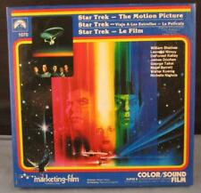 Vtg RARE Star Trek The Motion Picture Super 8 Movie Film Original Box Paramount