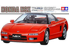 Tamiya 1/24 Honda NSX model kit # 24100/*