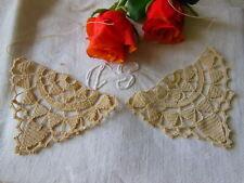 en coton blanc Crochet filet dentelle Note broderie ruban couture 10 cm 2 Yd environ 1.83 m
