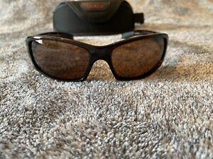 Bolle polarized winslow 11390 sunglasses w/ case